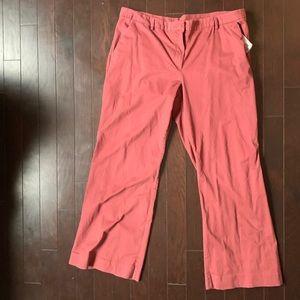 Gap rust colored khakis